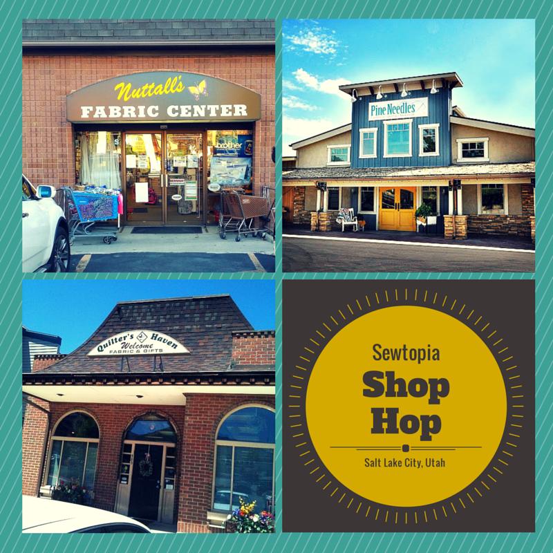 25 Sep Salt Lake City Shop Hop
