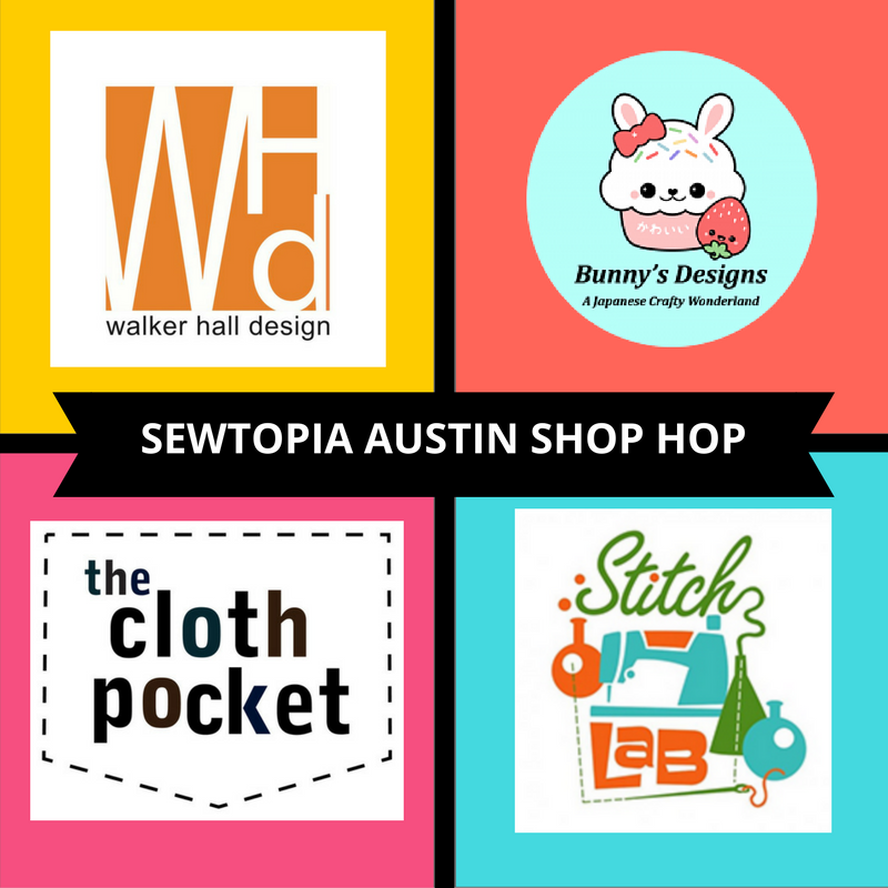 10 Oct Austin Shop Hop Annoucement