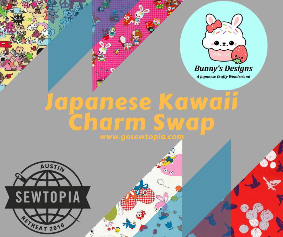 29 Sep Japanese Charm Swap! FULL