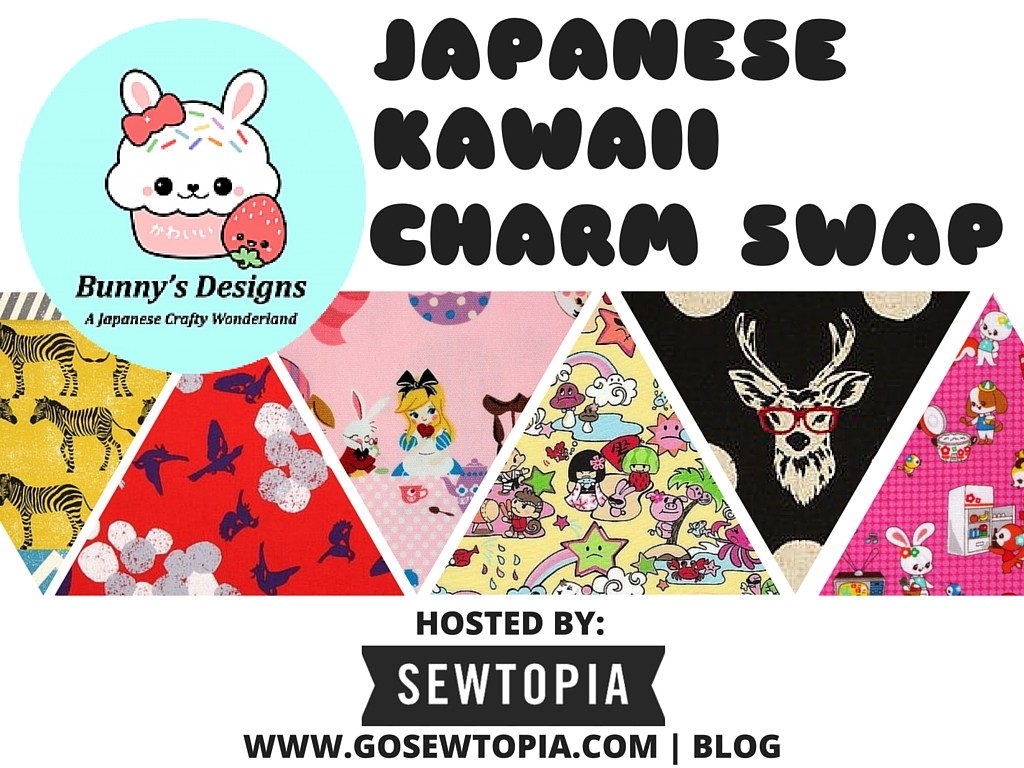 25 Feb Japanese Charm Swap!